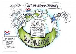 logo Internationalisering